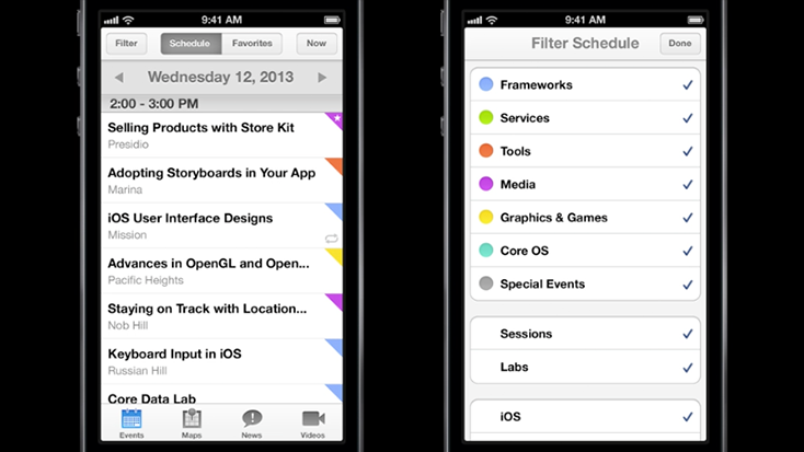 User Interface Design for iOS 7 Apps